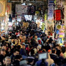 Nepatenkinti iraniečiai žada boikotuoti šios savaitės rinkimus