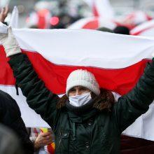 """JT Žmogaus teisių taryba pasmerkė """"sunkius pažeidimus"""" Baltarusijoje"""
