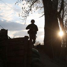 Gynybos ministras: Rusija penktadienį baigia karines pratybas prie Ukrainos sienų ir Kryme