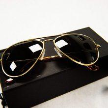 J. Bidenas padovanojo V. Putinui ikoniškus aviatoriaus stiliaus akinius nuo saulės