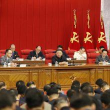 """JAV pasiuntinys siūlo Šiaurės Korėjai susitikti """"bet kur, bet kuriuo metu"""""""