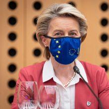 U. von der Leyen: Europos Komisija patvirtino Lietuvos ekonomikos gaivinimo planą