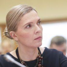 A. Bilotaitė: Baltarusijoje įrengta filmavimo aikštelė, kur kuriamos melagingos istorijos