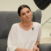 A. Jagelavičiūtė tapo unikalus projekto vedėja: grįžusi po filmavimo pradėjau raudoti