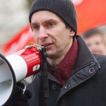 A. Paleckio advokatas: jis turi būti išteisintas