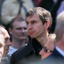 Prokuratūra prašo toliau taikyti intensyvią priežiūrą A. Paleckiui ir D. Bertauskui