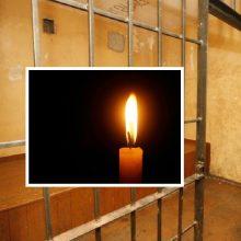 Sostinės areštinėje rastas negyvas narkotikų platinimu įtariamas vyras