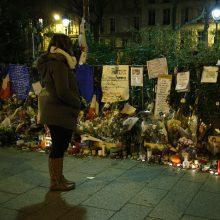 Vokietijoje sulaikytas dėl 2015 metų atakų Paryžiuje ieškotas bosnis