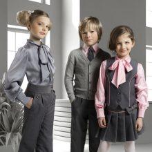 Mokyklinės mados: kaip vilkint uniformą išlikti stilingiems