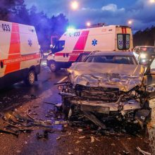 Paskutinė rugsėjo para keliuose: eismo nelaimėse nukentėjo keturi vaikai
