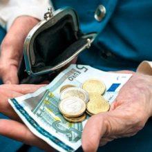 S. Skvernelis: pensijoms pinigų nepritrūks