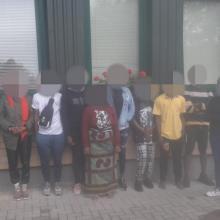Neteisėtų migrantų srautas iš Baltarusijos neslūgsta – sulaikytas dar 131