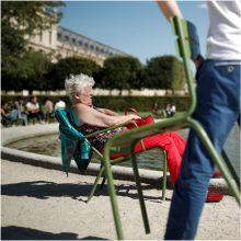 Pragaištinga vasara Prancūzijoje: karščiai pražudė 1,5 tūkst. žmonių