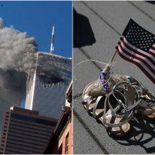 JAV paskelbs pareigūno, esą susijusio su rugsėjo 11-osios atakomis, pavardę