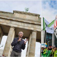 Vokietijos vyriausybė susitarė dėl klimato plano