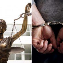 Sulaukė atpildo: už 300 kg hašišo kontrabandą teismas skyrė vienuolika metų nelaisvės