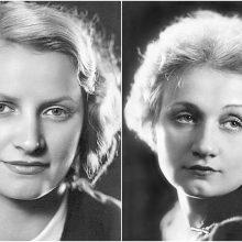 Laikinosios sostinės teatro veidai: seserys Ona ir Bronė Kurmytės