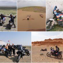 Mongolija: čia žmonės arčiau savo prigimties