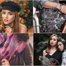 Populiariausi rudens aksesuarai: nuo perlų iki gyvatės odos rankinių