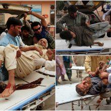 Afganistane įvykdytos kelios Talibano atakos: žuvo penkiolika policijos pareigūnų