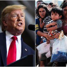 Nurodymai D. Trumpui: privalo atlyginti 2 mln. dolerių žalą labdaros organizacijoms