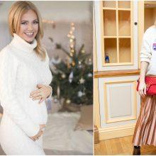 Dainininkė I. Martinkėnaitė pasidalijo džiugia žinia: laukiasi antrojo vaiko