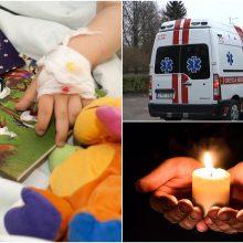 Aiškėja, dėl ko Ukmergės ligoninėje netikėtai mirė septynmetis