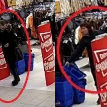 Alytaus policija ieško vaizdo kameromis užfiksuotų moterų <span style=color:red;>(gal atpažįstate?)</span>