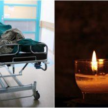 Ignalinoje nuo sužalojimų mirė pro buto langą iškritęs vyras