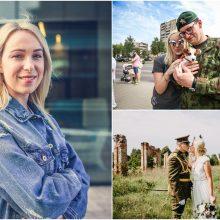 L. Sinevičienė – kai gyvenimas bėga meilės Lietuvai pėdomis