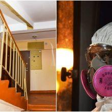 """""""Mano būstas"""": laiptinės bus nemokamai dezinfekuojamos"""