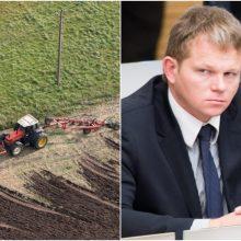 A. Palionis: žemės ūkio sektorius susiduria su darbuotojų trūkumu