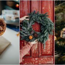 Puošdami namus Kalėdoms kurkime savo madas ir savo tradicijas