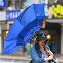 """Kinija skelbia pavojų: artėja taifūnas """"Lekima"""""""