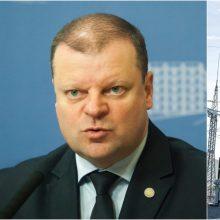 Premjeras: Latvijos planai pirkti elektrą iš Astravo AE nėra Vyriausybės sprendimas