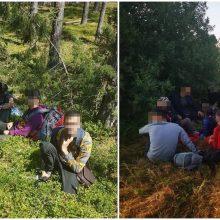 Seimo kontrolierius: migrantų sulaikymo sąlygos prilygo nežmoniškam elgesiui