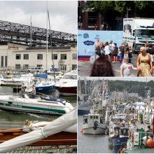 Pirmoji Jūros šventės diena – be didesnių incidentų