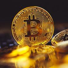 Bitkoino vertė pirmąkart perkopė 50 tūkst. JAV dolerių