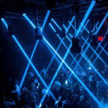 """Vasario mėnesį """"Lofte"""" – ryškiausių Europos elektroninės muzikos didžėjų desantas"""