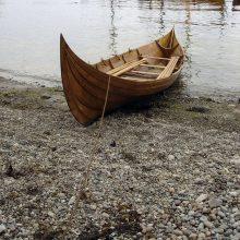 Naujoje A. Mickevičiaus knygoje – žvilgsnis į pajūrį per Vikingų amžiaus prizmę
