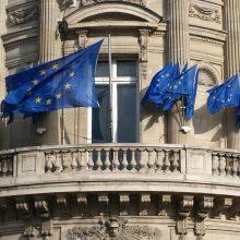 Europos Sąjungos parama: Ukrainai per penkerius metus skyrė 15 mlrd. eurų