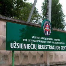 Įvertino augančius migrantų į Lietuvą srautus: be palapinių miestelio neapsieisime