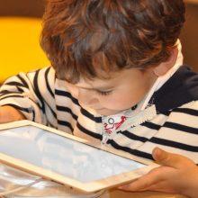 Psichologė – apie vaikus šiuolaikinių medijų aplinkoje
