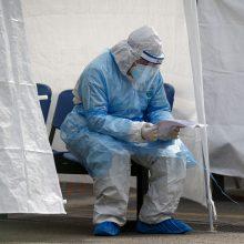 Tyrimas: Italijoje COVID-19 atvejų skaičius galimai šešiskart didesnis nei oficialus