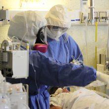Vokietijoje patvirtinti dar 333 koronaviruso atvejai