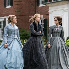 """Filmas """"Mažosios moterys"""": aktorėms prireikė etiketo patarimų"""
