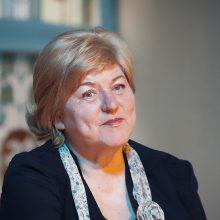 V. Šoblinskaitė: nebemoku ir nebenoriu būti maloniai drungna