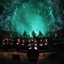 """Programoje """"Naktės"""" – hipnotizuojati muzikos magija"""