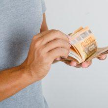 Premjerė: minimali alga turėtų didėti
