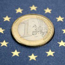 V. Vasiliauskas: platesnis euro valiutos naudojimas yra reikalingas ES gyventojams
